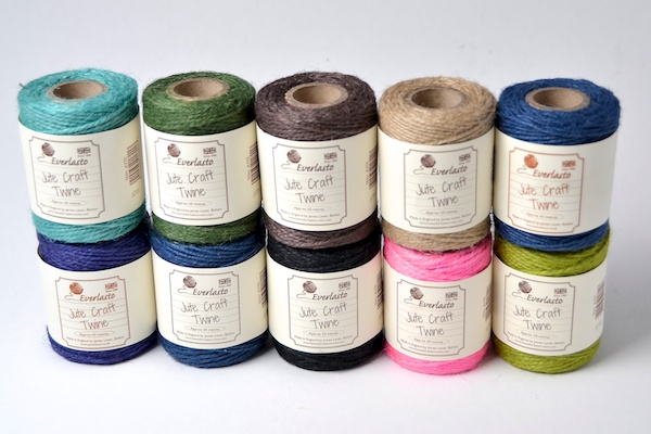 small sample pack of twine jutes for wholesalewholesale