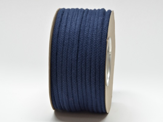 coloured cotton ropes
