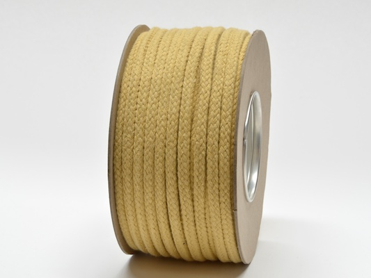 flat hollow cotton magicians ropes