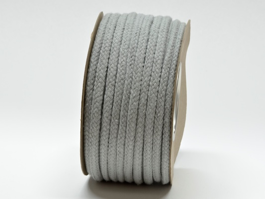 sliver grey magician rope soft hollow cotton