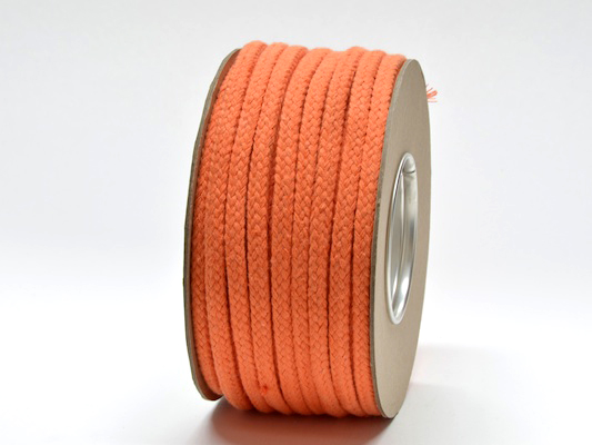orange magician rope soft hollow cotton