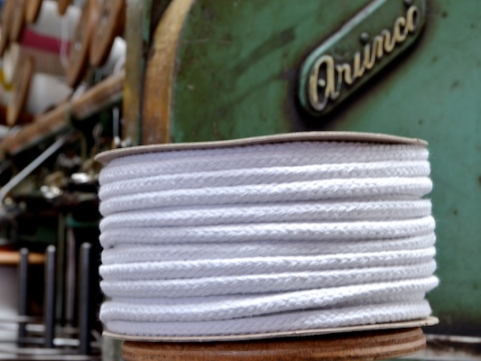 white magicians coloured rope